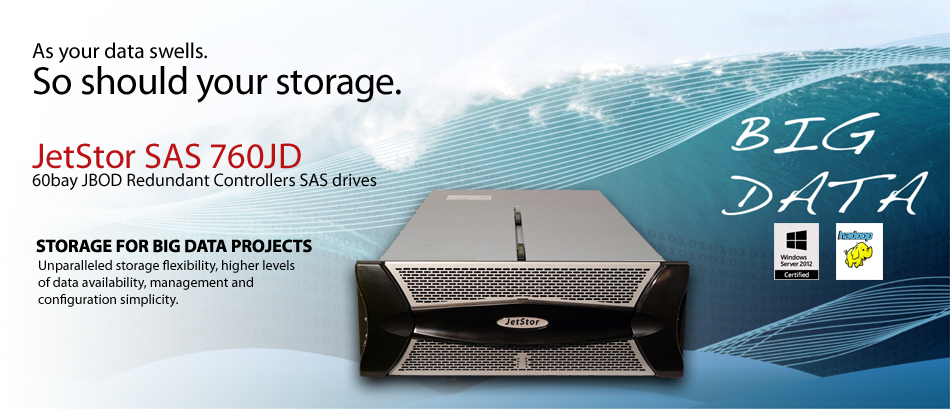 SAN and RAID Storage Devices