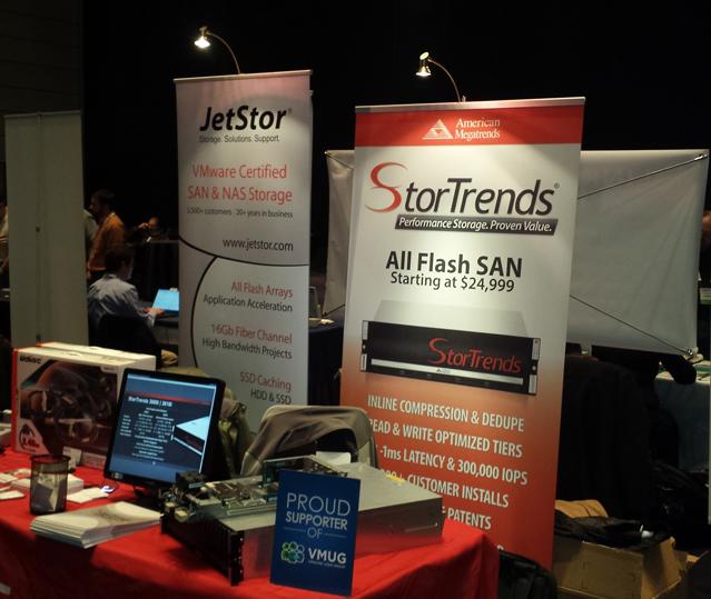 JetStor VMUG UserCon 2015