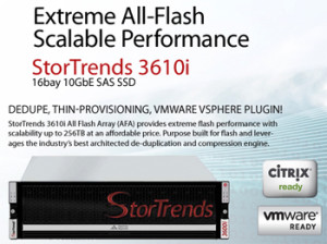 Hybrid Flash v All Flash Array